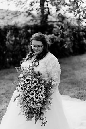 01297©ADHPhotography2020--ChanceKellyHayden--Wedding--AUGUST1bw