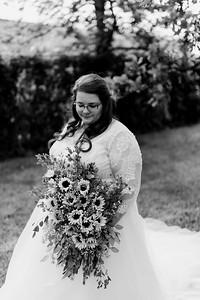 01298©ADHPhotography2020--ChanceKellyHayden--Wedding--AUGUST1bw