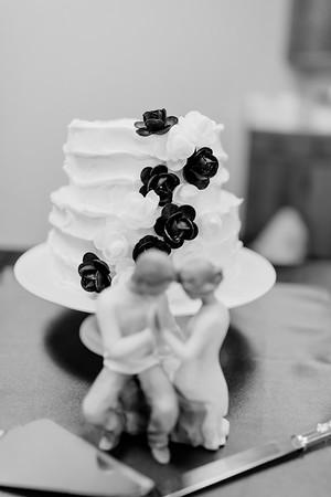 01967©ADHPhotography2020--ChanceKellyHayden--Wedding--AUGUST1bw