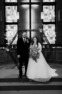 01439©ADHPhotography2020--ChanceKellyHayden--Wedding--AUGUST1bw