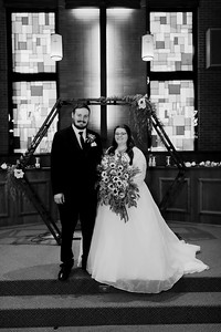 01438©ADHPhotography2020--ChanceKellyHayden--Wedding--AUGUST1bw