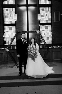 01436©ADHPhotography2020--ChanceKellyHayden--Wedding--AUGUST1bw