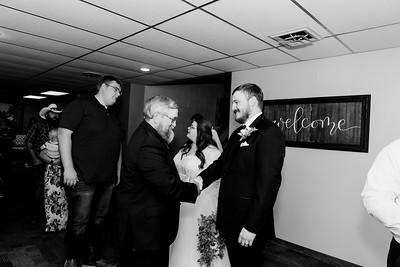 01036©ADHPhotography2020--ChanceKellyHayden--Wedding--AUGUST1bw