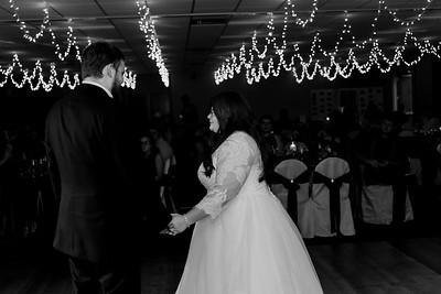 02205©ADHPhotography2020--ChanceKellyHayden--Wedding--AUGUST1bw