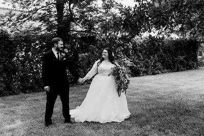 01131©ADHPhotography2020--ChanceKellyHayden--Wedding--AUGUST1bw