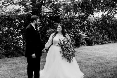 01124©ADHPhotography2020--ChanceKellyHayden--Wedding--AUGUST1bw