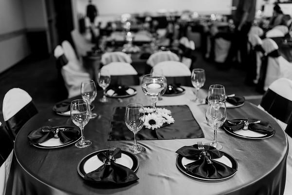 01927©ADHPhotography2020--ChanceKellyHayden--Wedding--AUGUST1bw