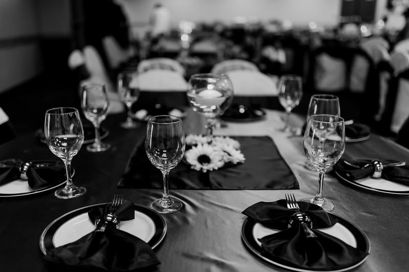 01924©ADHPhotography2020--ChanceKellyHayden--Wedding--AUGUST1bw