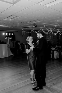 02235©ADHPhotography2020--ChanceKellyHayden--Wedding--AUGUST1bw