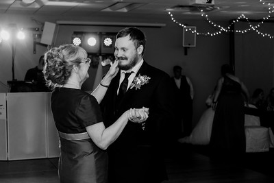 02238©ADHPhotography2020--ChanceKellyHayden--Wedding--AUGUST1bw