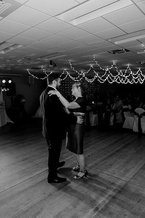 02230©ADHPhotography2020--ChanceKellyHayden--Wedding--AUGUST1bw
