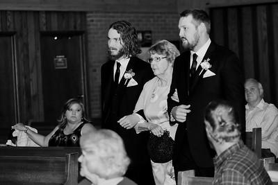00844©ADHPhotography2020--ChanceKellyHayden--Wedding--AUGUST1bw