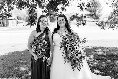 00311©ADHPhotography2020--ChanceKellyHayden--Wedding--AUGUST1bw