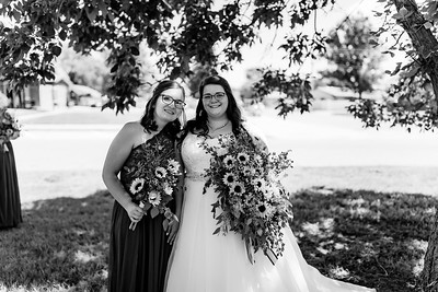 00310©ADHPhotography2020--ChanceKellyHayden--Wedding--AUGUST1bw