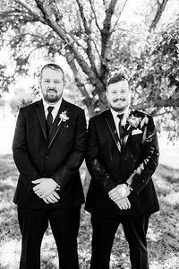 00600©ADHPhotography2020--ChanceKellyHayden--Wedding--AUGUST1bw