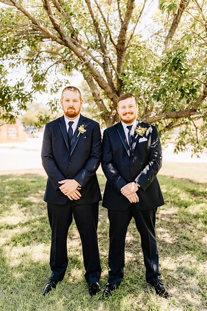 00597©ADHPhotography2020--ChanceKellyHayden--Wedding--AUGUST1