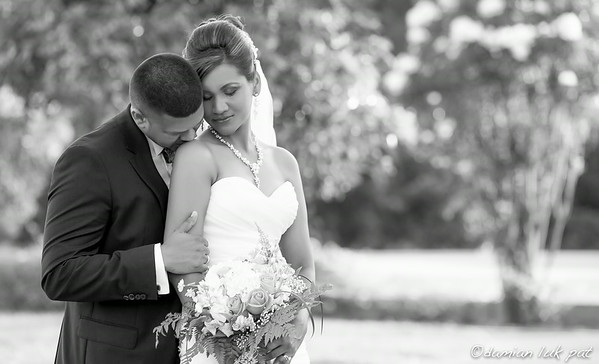 Chandrika and Curtis wedding