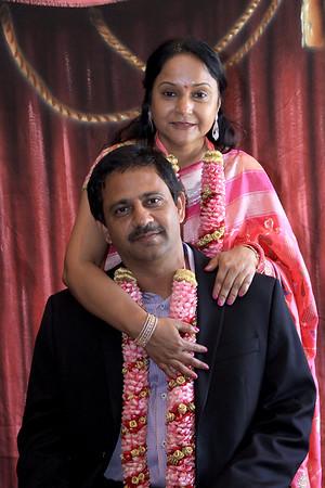 Chandu bhai's 25th wedding Anniversary