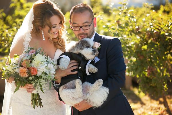 Chantal & Kim {Wedding} July 3, 2016