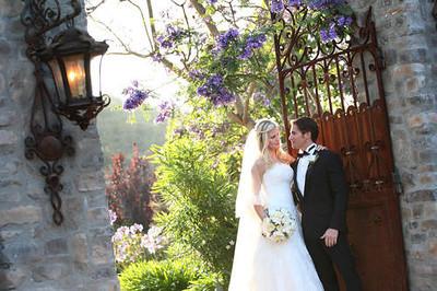 Chapman Snyder Cal-a-Vie Wedding