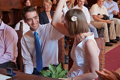 Charles and Lena's Wedding - Civil Ceremony
