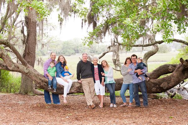 Charleston Family Session