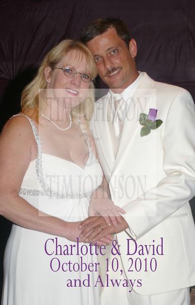 Charlotte and David 10/10/2010