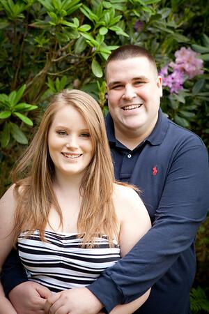 Charlotte and Sean Pre-Wedding Shoot