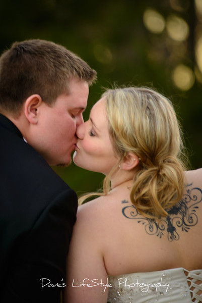 Courtney and Chase wedding