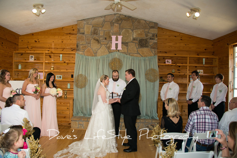 Courtney and Chase wedding