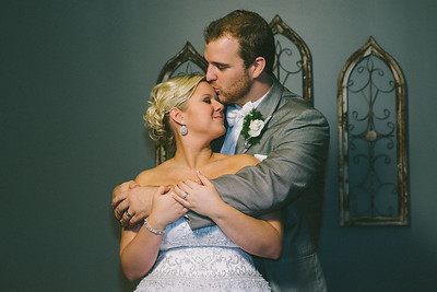 Chase and Krissy Wedding