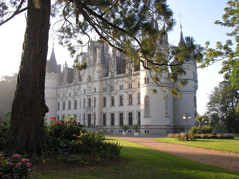 chateau 168