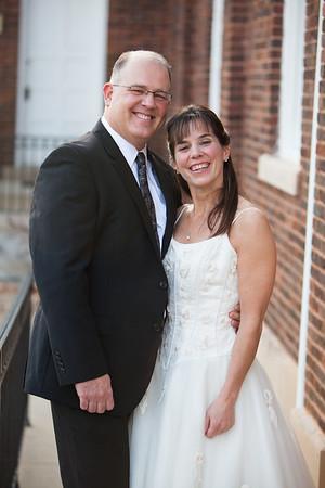 Joan and Mark's Wedding