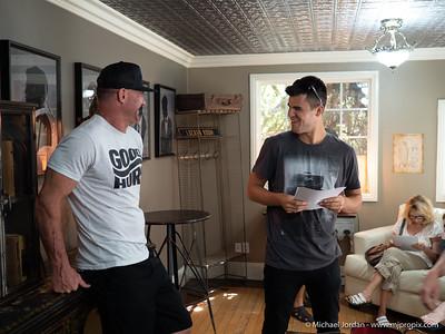 Chelsae & Greg Rehearsal