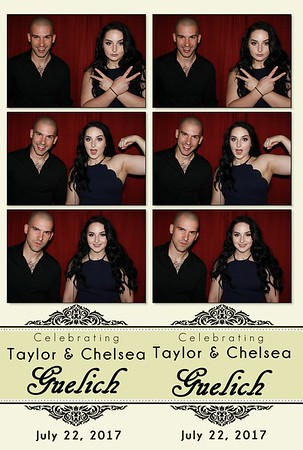 Chelsea & Taylor - July 22, 2017