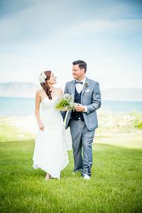 Bear Lake Utah Summer Wedding