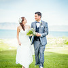 Bear Lake Utah Summer Wedding