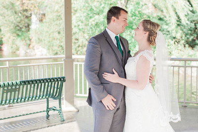 Chelsey + Jeffrey : Wedding