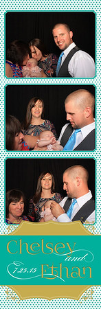 Chelsey and Ethan Brown Wedding