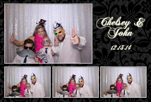 Chelsey & John Wedding