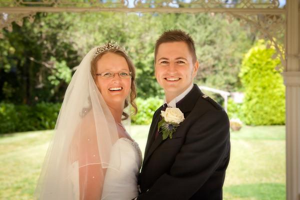 Cheryl & Alan's Wedding