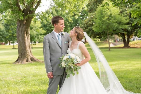 cheryl and trey wedding day