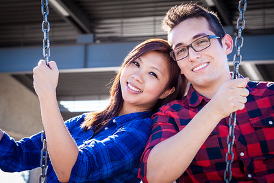 Chieu and Juan's Engagement Session
