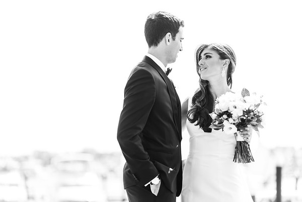 Chloe + Jay // Inner Harbor Pier & American Visionary Museum Wedding, Baltimore, MD