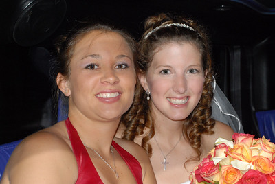 maid of honor and katie