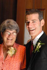 Chris and Mom