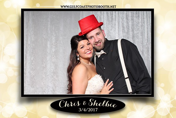 Chris & Shelbie Wedding March 4, 2017