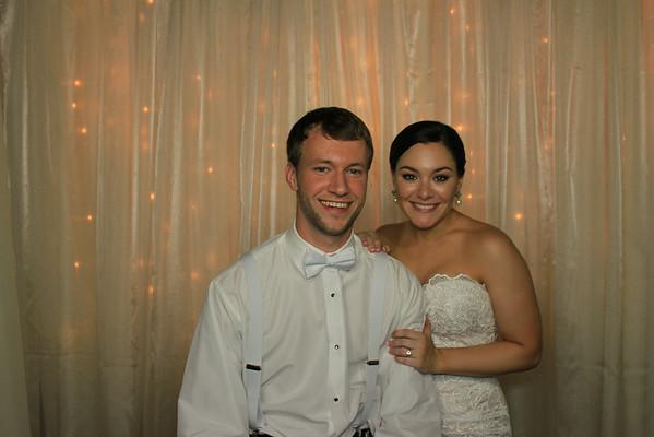 Chris and April