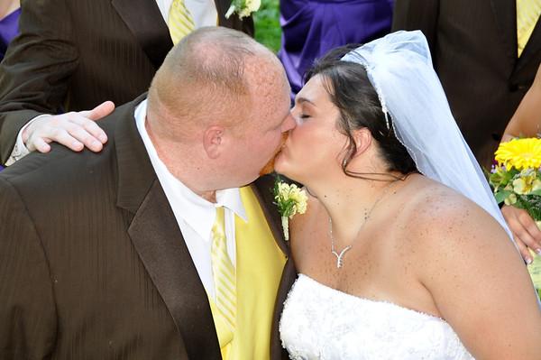 Chris and Ashley Wedding