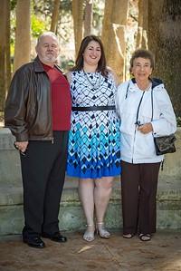 Leah & grandparents port